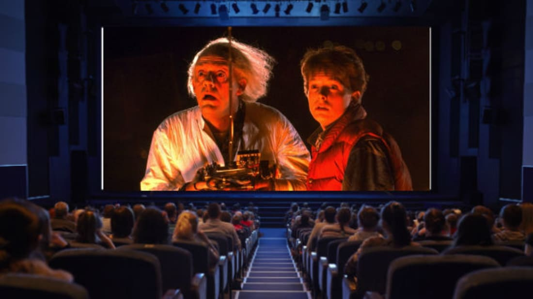 Back to the Future was the summer of 1985's big box office winner.