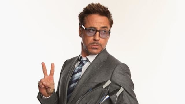 Robert Downey Jr. Doesn't Seem Bothered by Martin Scorsese's Marvel Comments