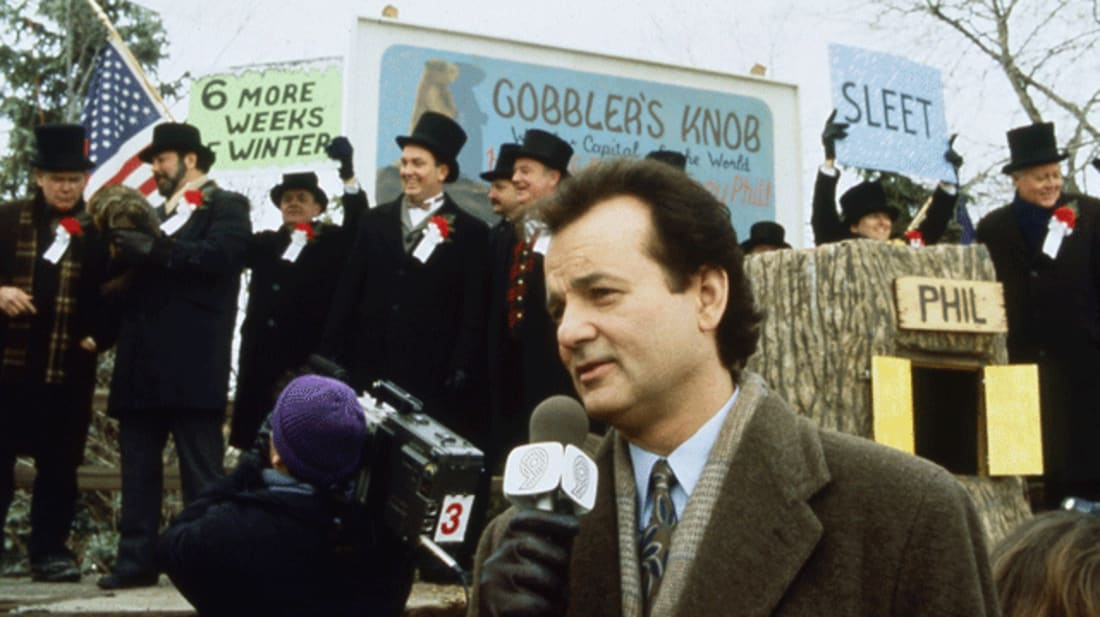 dharma in groundhog day