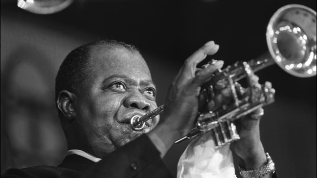 10 Facts About Louis Armstrong...