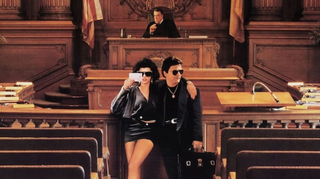 29 Fun Facts About My Cousin Vinny Mental Floss A curtain b cushion c poster d rug. 29 fun facts about my cousin vinny