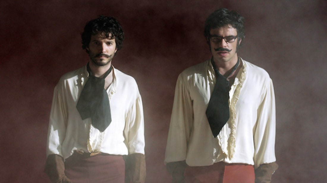 14 Pretty Far Out Facts About Flight Of The Conchords