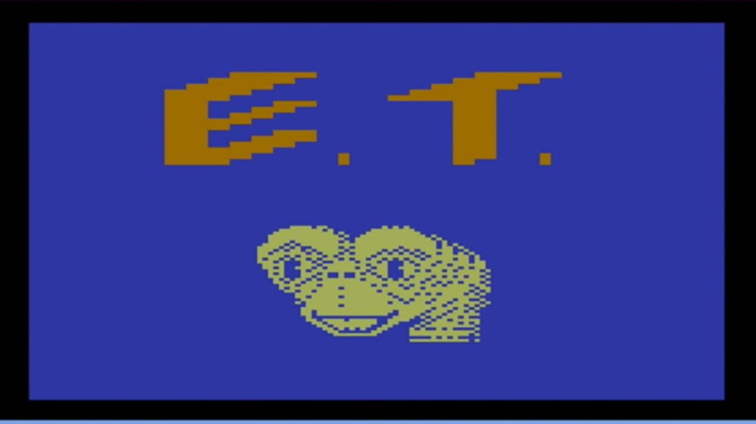 The Story Behind Atari's Infamous E T  Video Game | Mental Floss