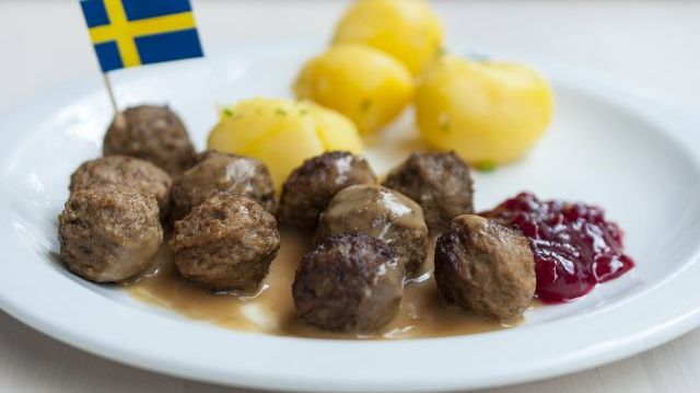 Finally: IKEA Is Sharing Its Swedish Meatball Recipe With the World