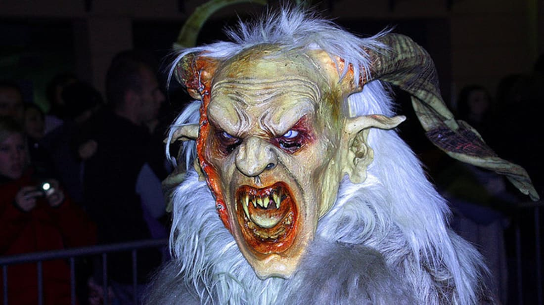 8 Legendary Monsters of Christmas | Mental Floss