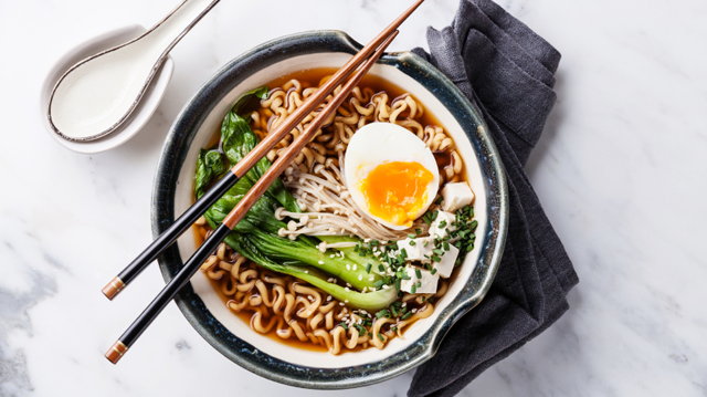 The Twisted (and Delicious) History of Ramen