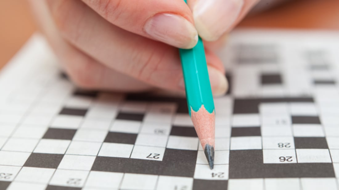 10 Common Crossword Puzzle Words You Should Know | Mental Floss
