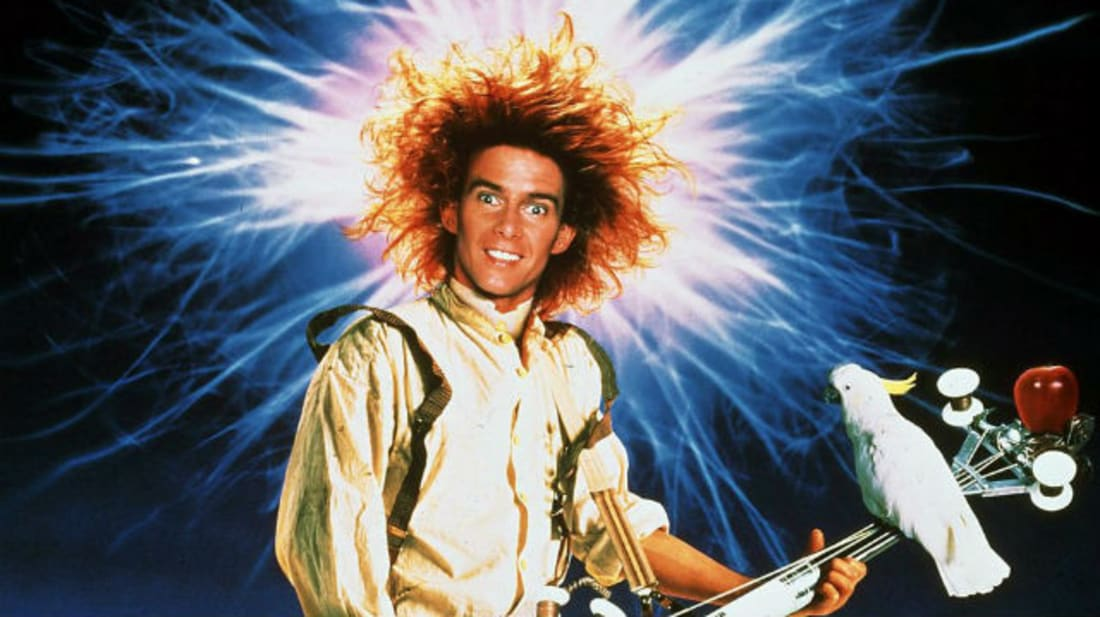 Hollywood's Brief Love Affair With Young Einstein Star Yahoo Serious