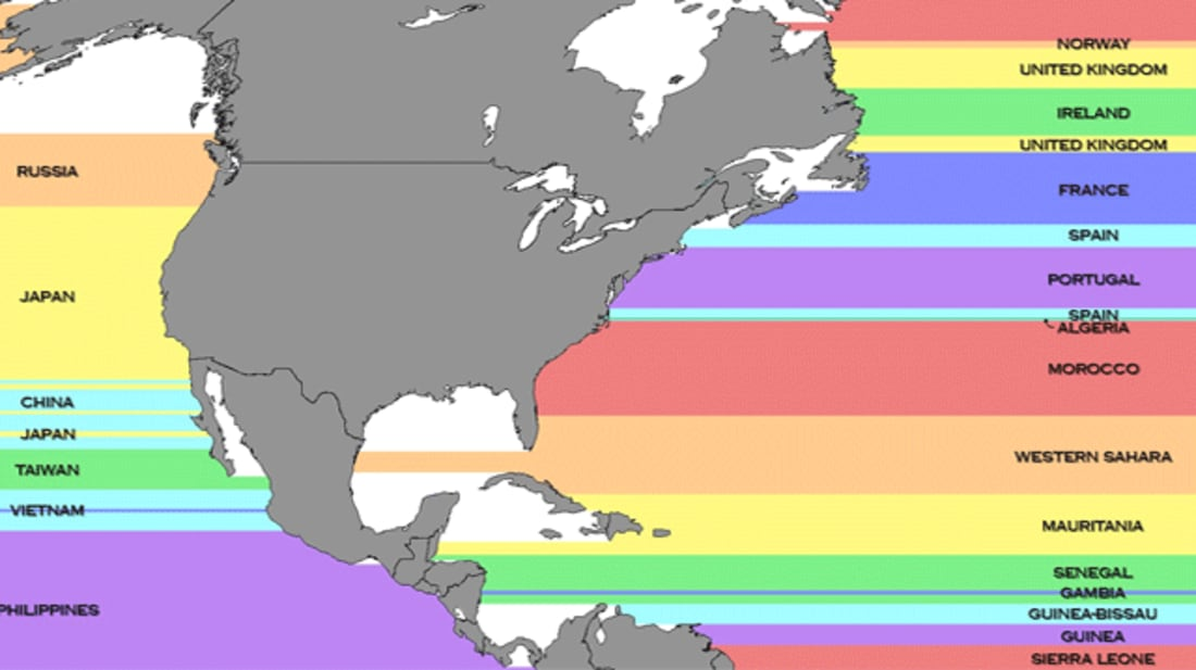 What's on the Other Side of the Ocean? | Mental Floss