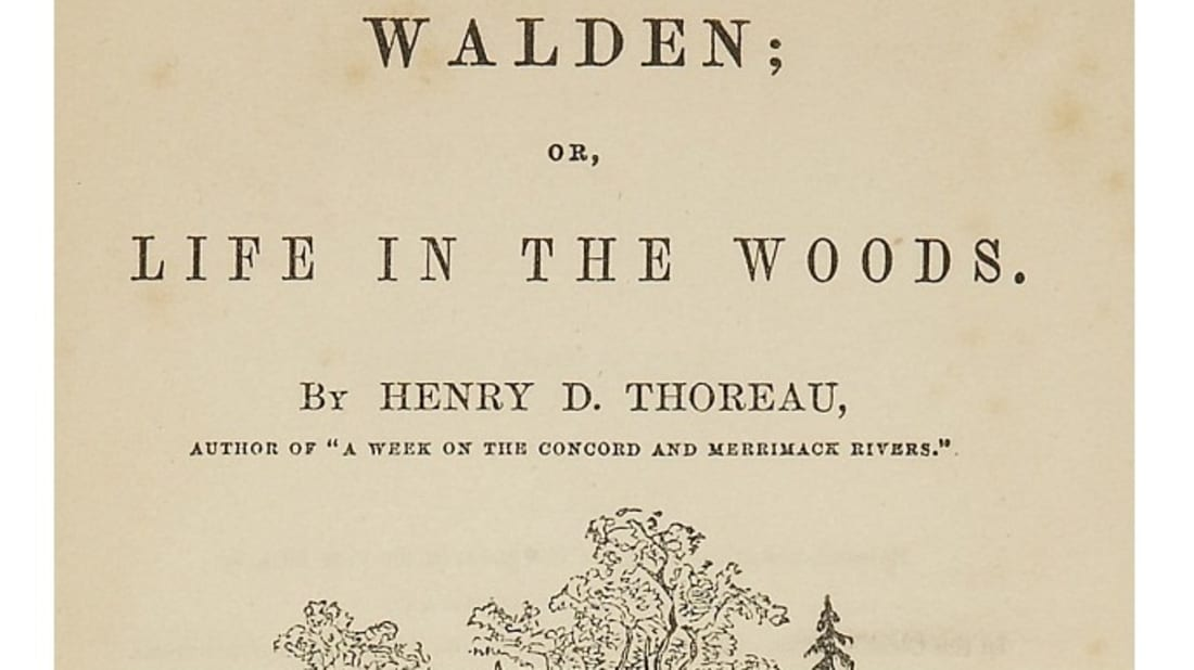 10 Things You Might Not Know About Walden Mental Floss