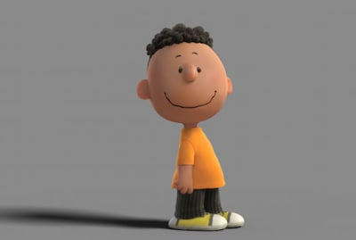Franklin Armstrong in The Peanuts Movie (2015).