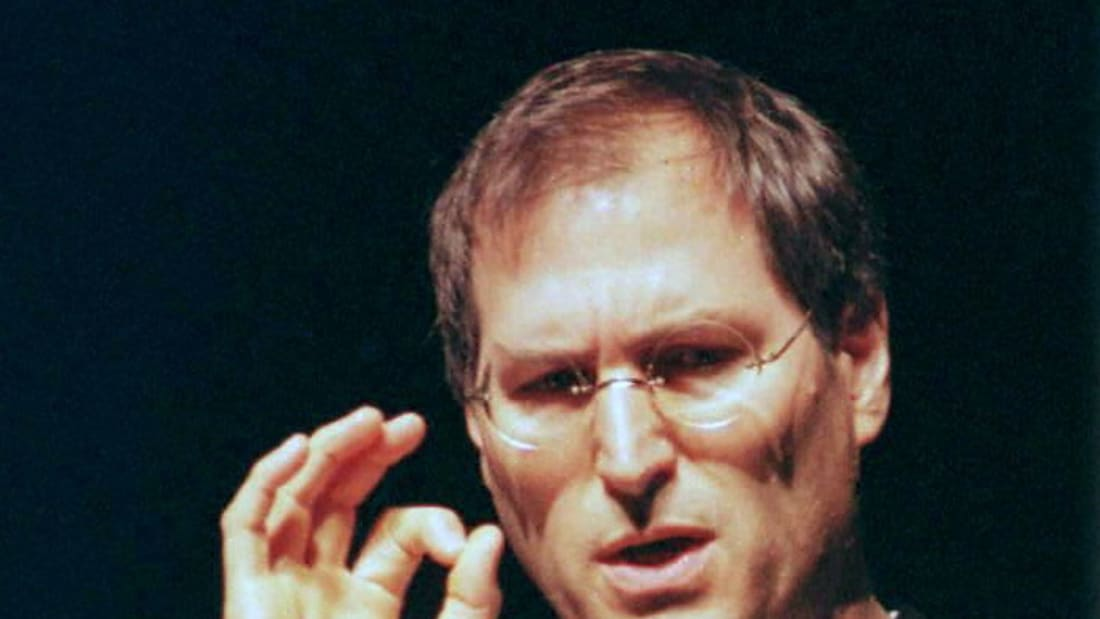 Original Apple cofounder, Steve Jobs, use the Boston Computer's Society to make product announcements.