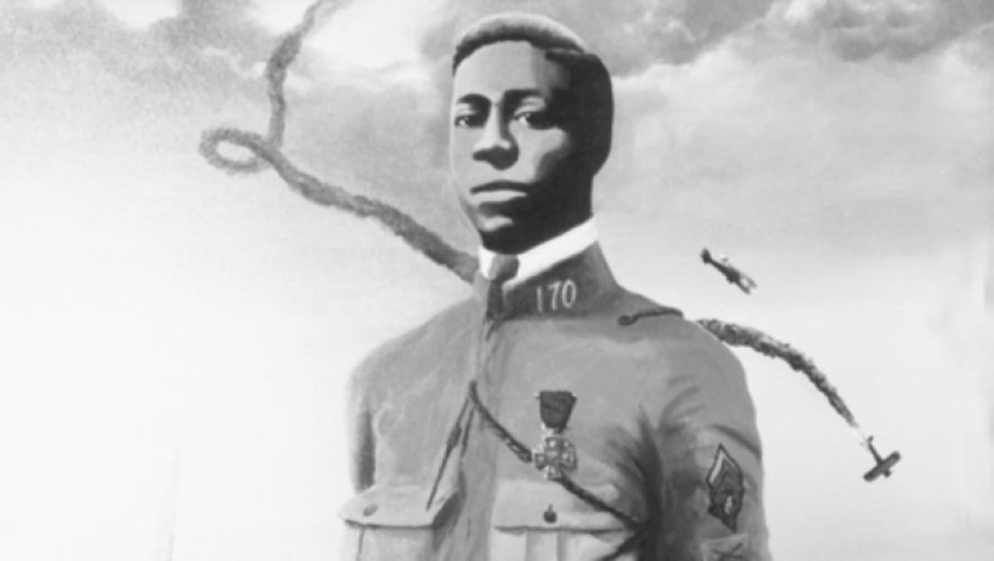 Eugene Bullard made aviation history.