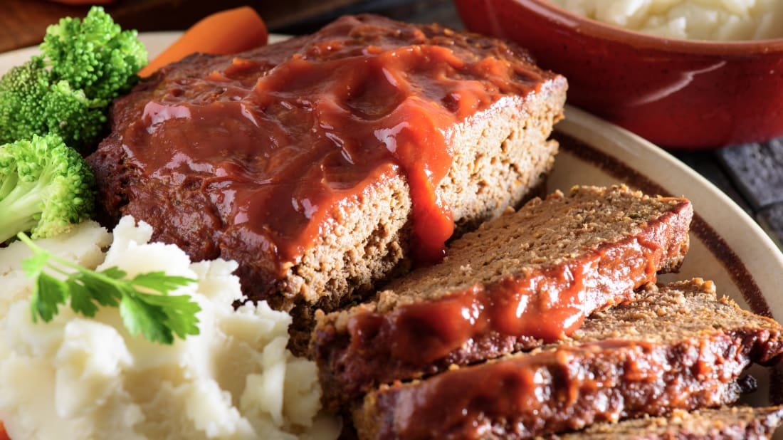 Meatloaf In The Microwave