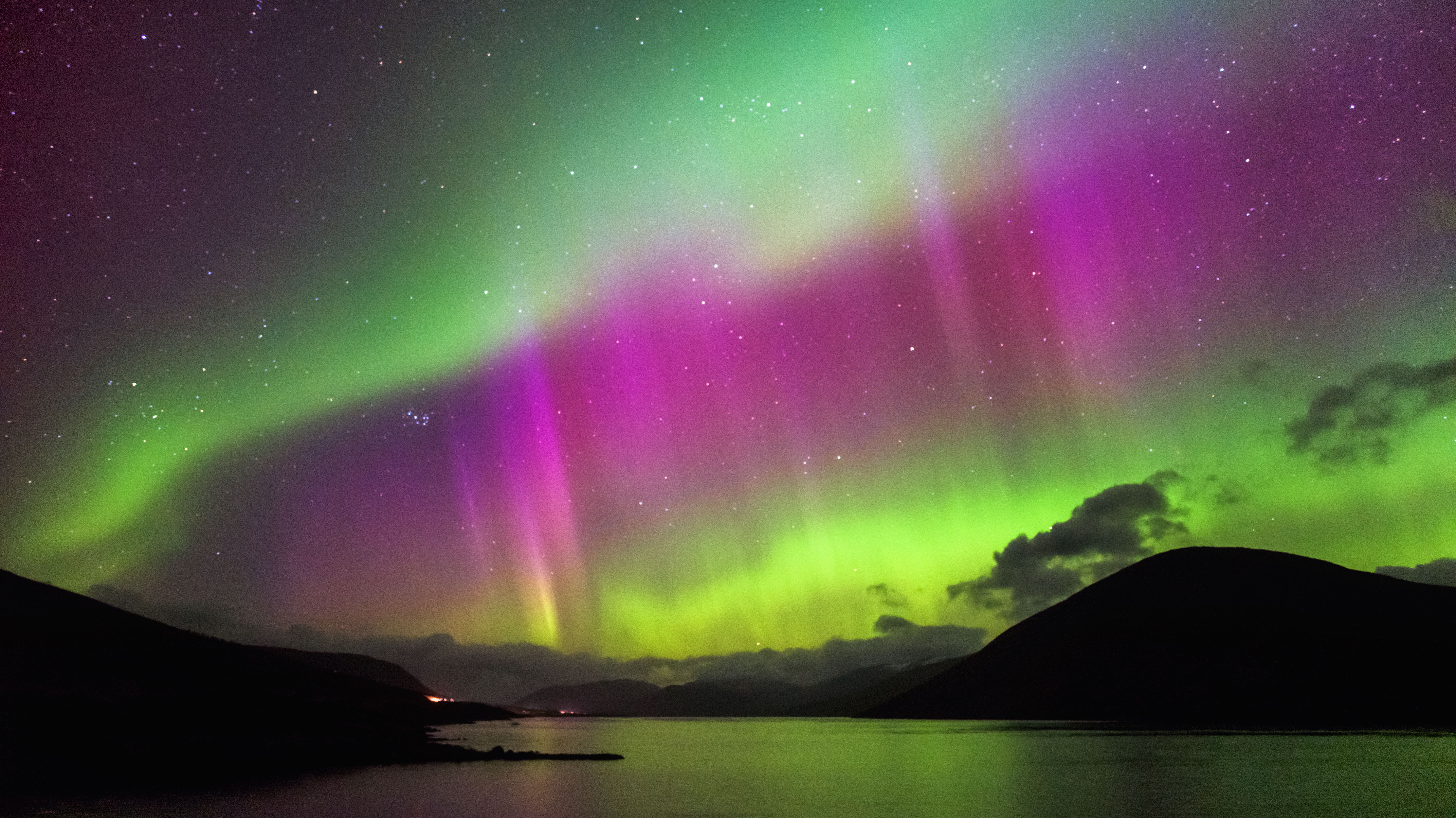 The Northern Lights Could Be Visible Over Parts of the U S  This
