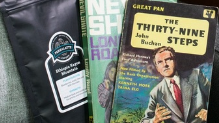 Get a New Type of Coffee and a Vintage Book Mailed to You Every Month With Bookishly's Subscription Box