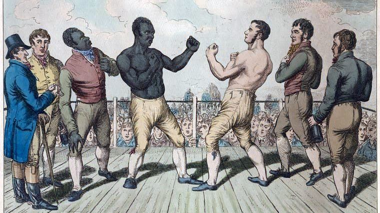 Tom Molineaux: The Ex-Slave Who Became America's First International Boxing Superstar