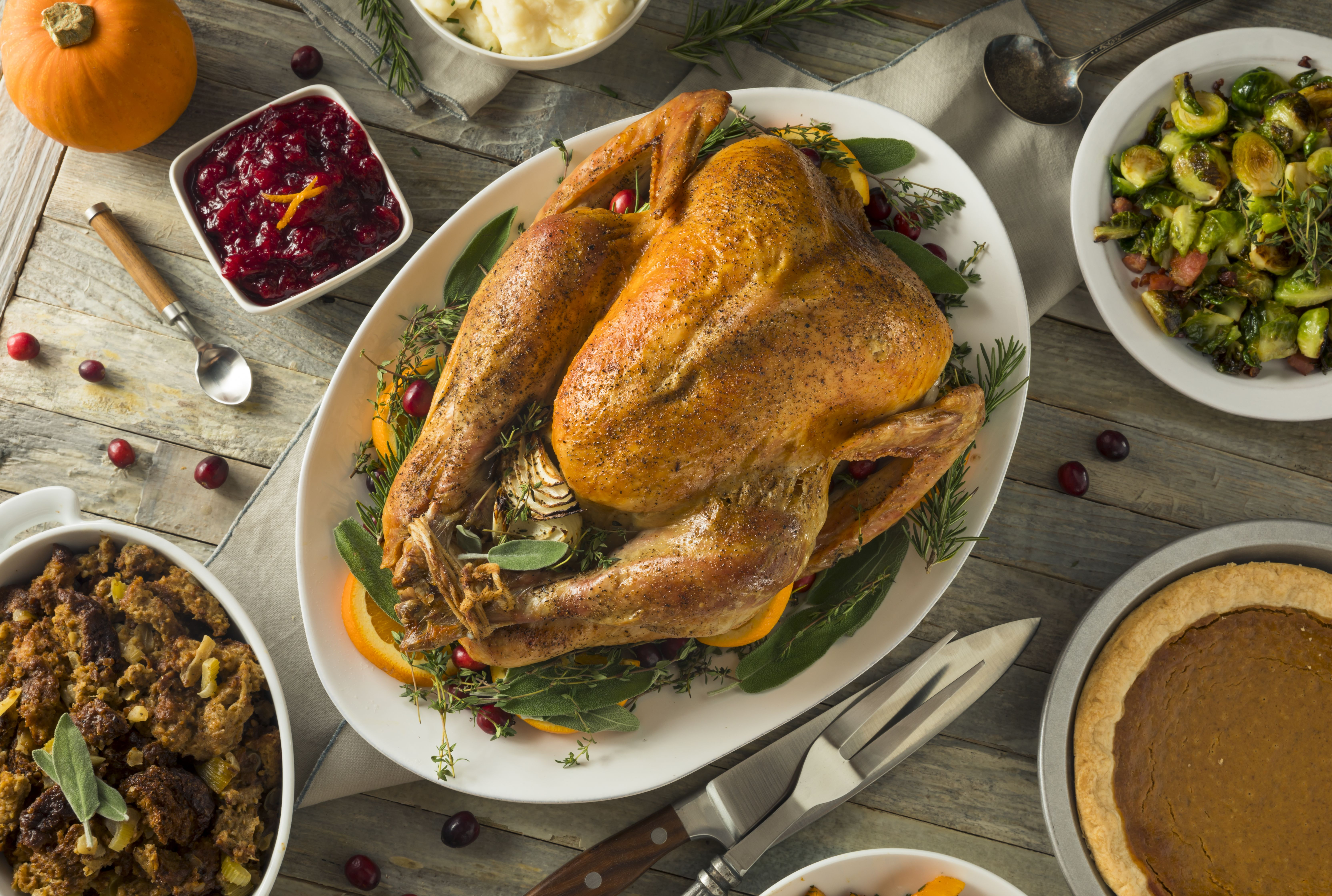 Why We Eat What We Eat On Thanksgiving | Mental Floss