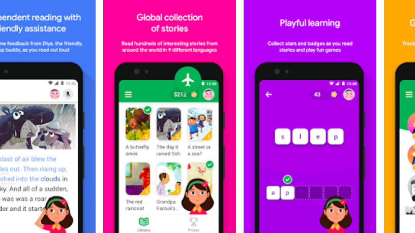 Google's New 'Read Along' App Can Help Improve Your Child's Reading Skills
