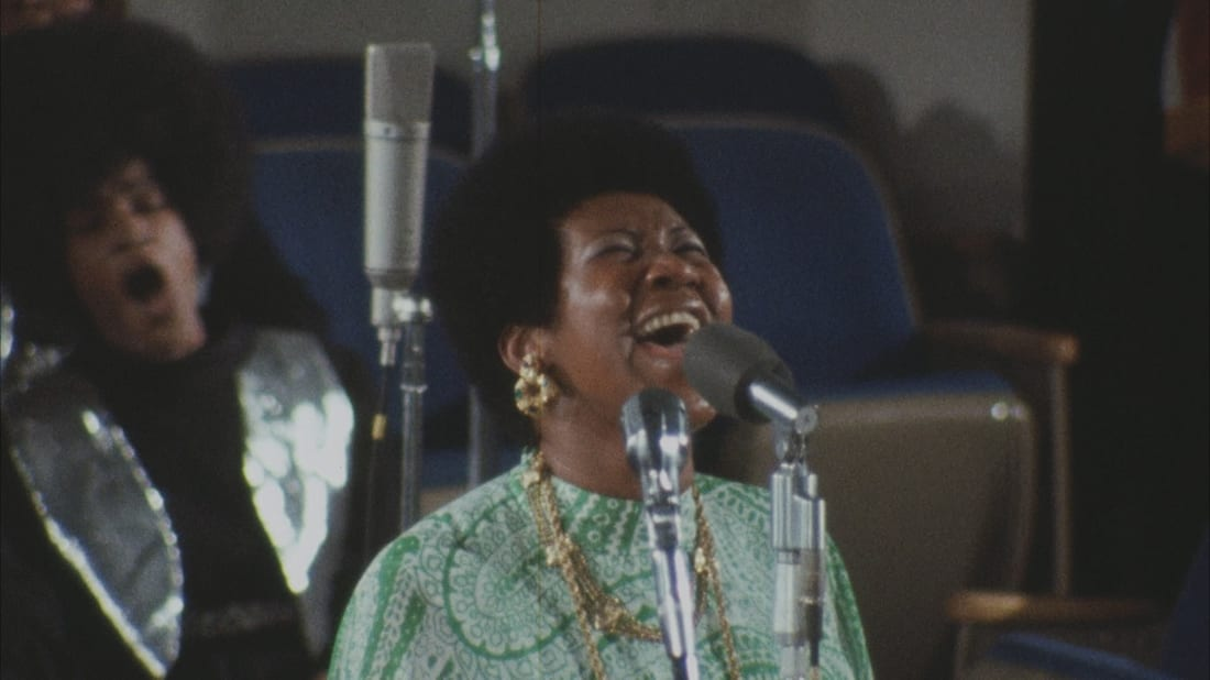 Aretha Franklin Concert Documentary Being Released, Nearly 50 Years After It Was Filmed