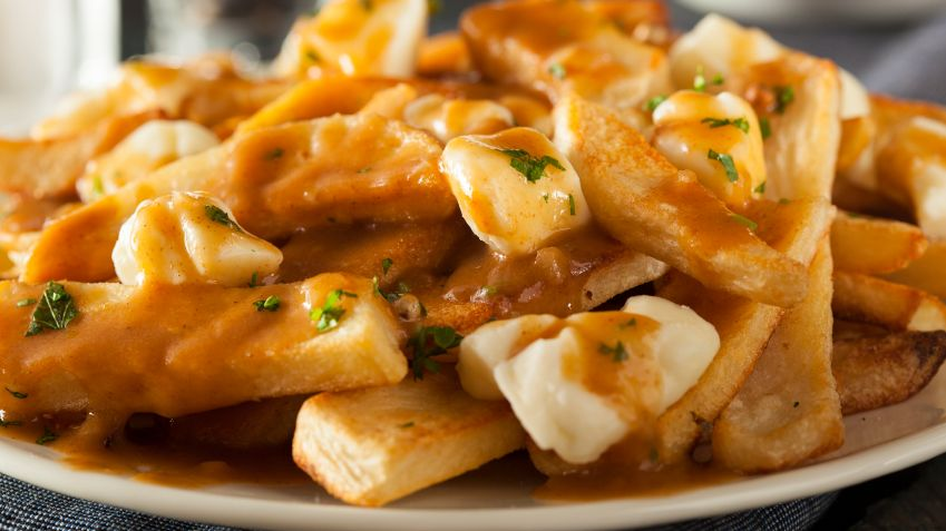 A Brief History of Poutine