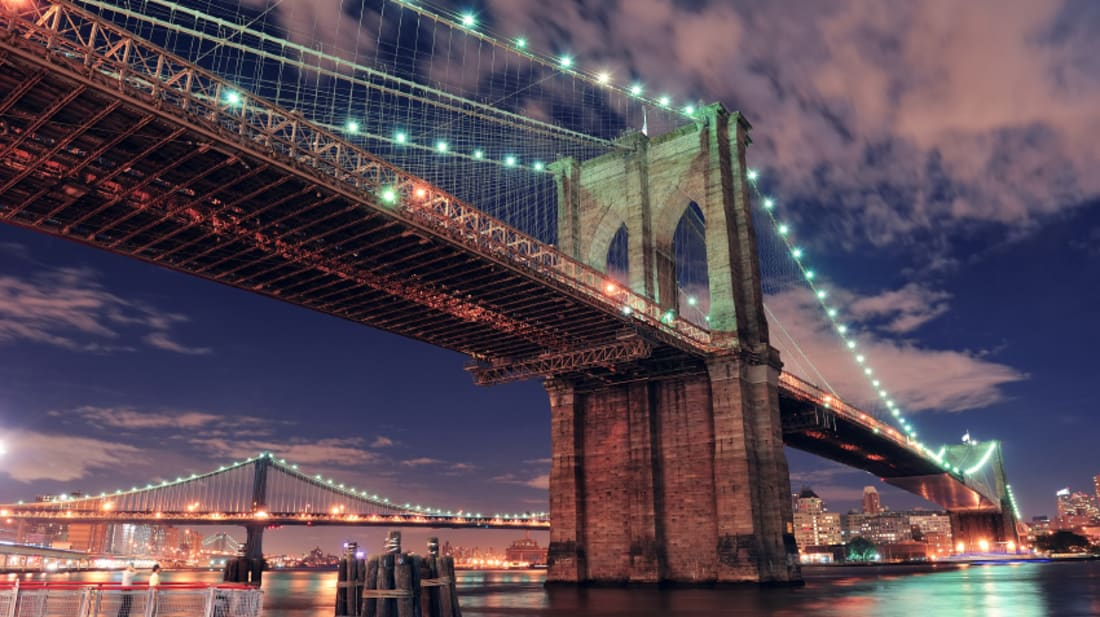 15 Fascinating Facts About The Brooklyn Bridge Mental Floss