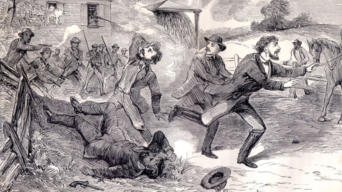 The 1851 Christiana Riot put the Fugitive Slave Act of 1850 on trial.
