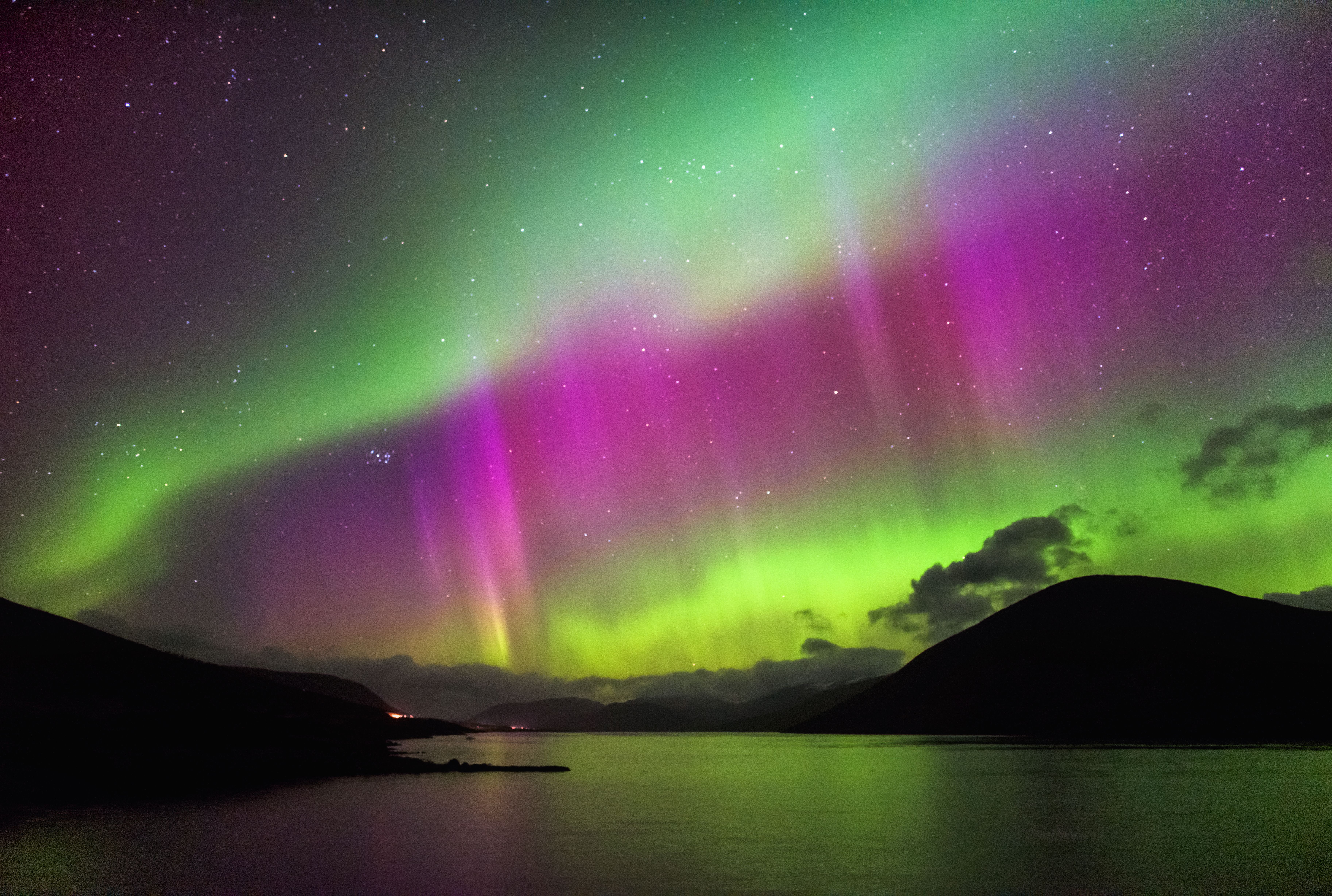 The Northern Lights Could Be Visible Over Parts Of The U S This Week Mental Floss