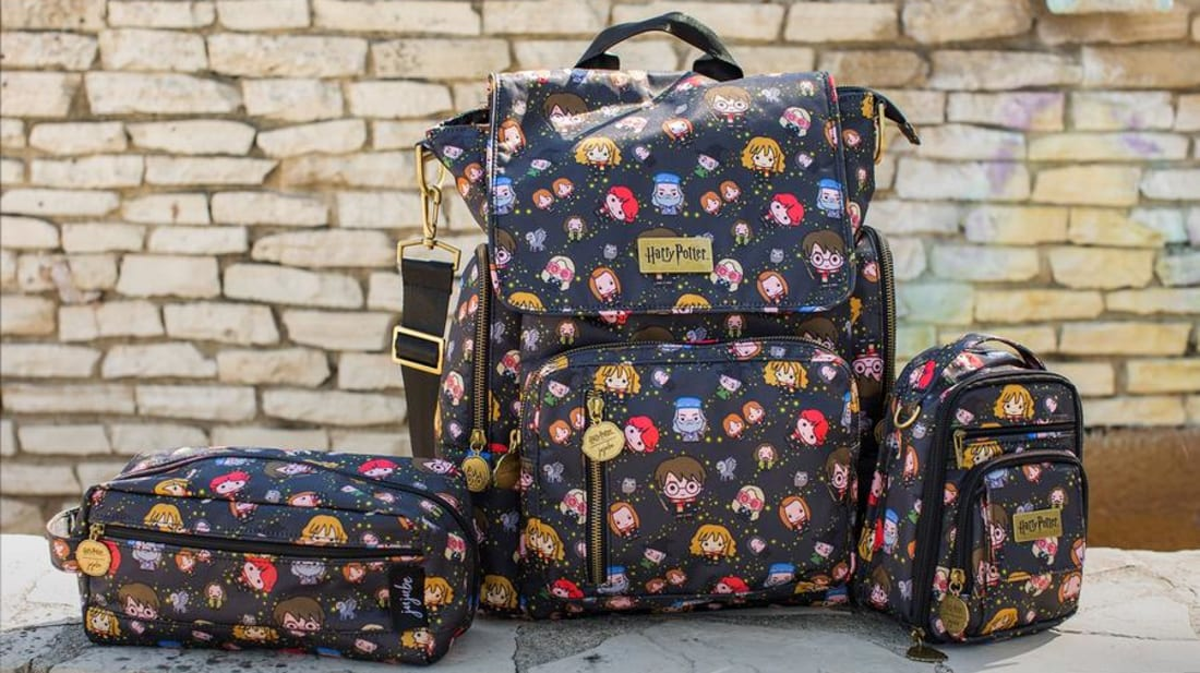 JuJuBe Just Launched a New Line of Adorable Harry Potter Bags