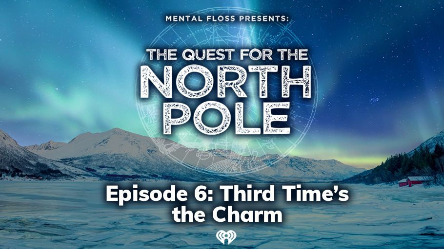 The Quest for the North Pole, Episode 6: Third Time's the Charm