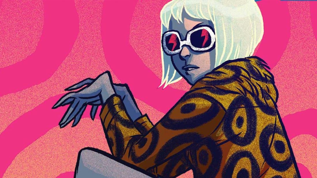 Becky Cloonan/DC Comics