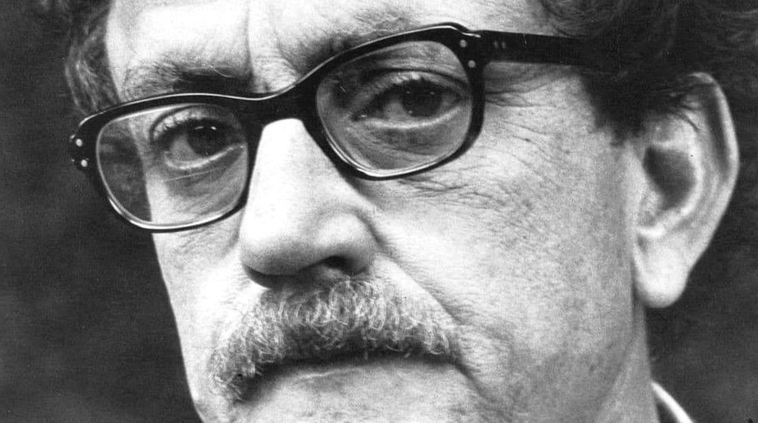 Kurt Vonnegut, the author of Slaughterhouse-Five.