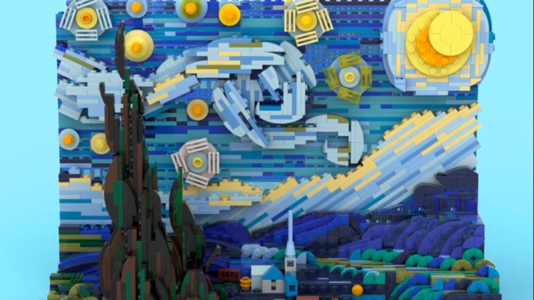 Truman Cheng, LEGO