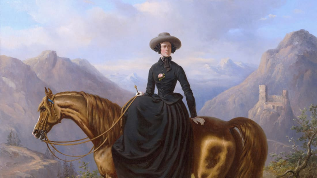 Alexandrine Tinné was an avid explorer.