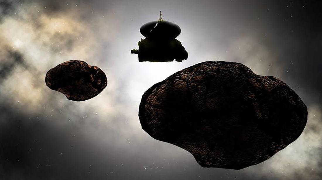 NASA/JHUAPL/SwRI/Carlos Hernandez