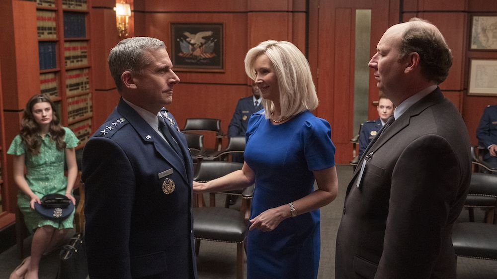 Watch the Trailer for Space Force, the New Series From The Office's Greg Daniels and Steve Carell