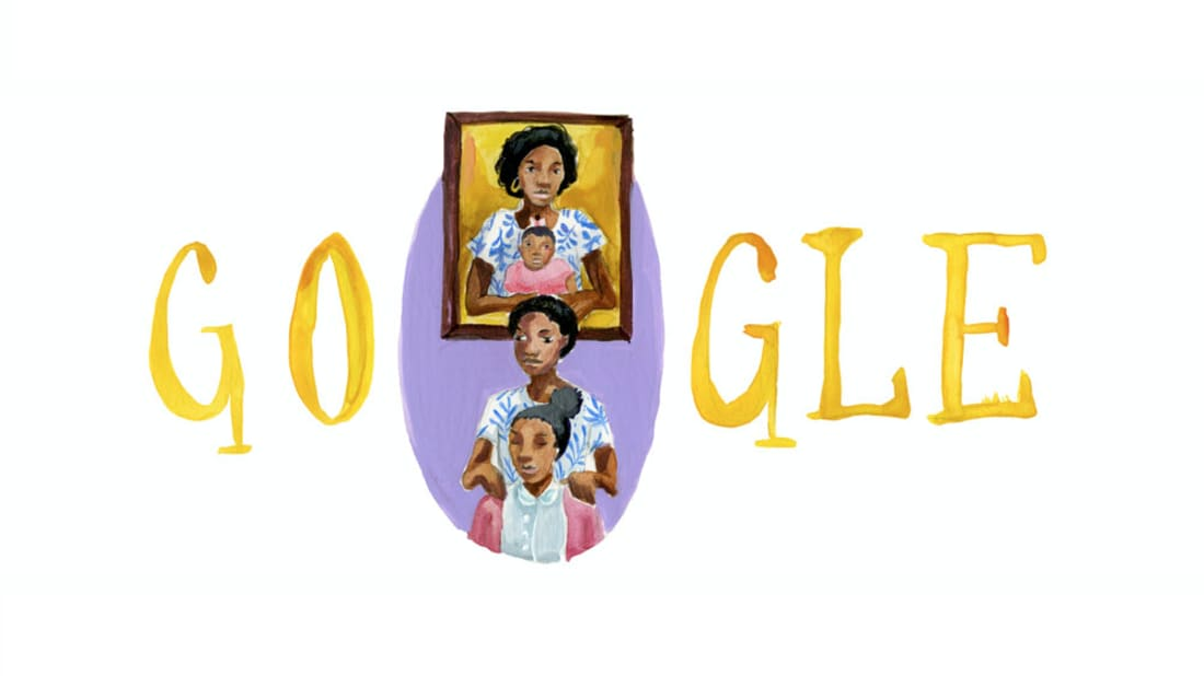 Georgia Teen Wins Doodle for Google Contest With a Tribute to Her Mom