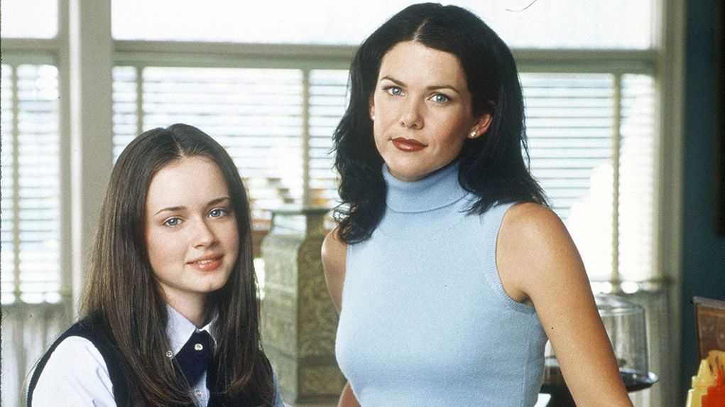 87d64c62 22 Things You Might Not Know About 'Gilmore Girls' | Mental Floss