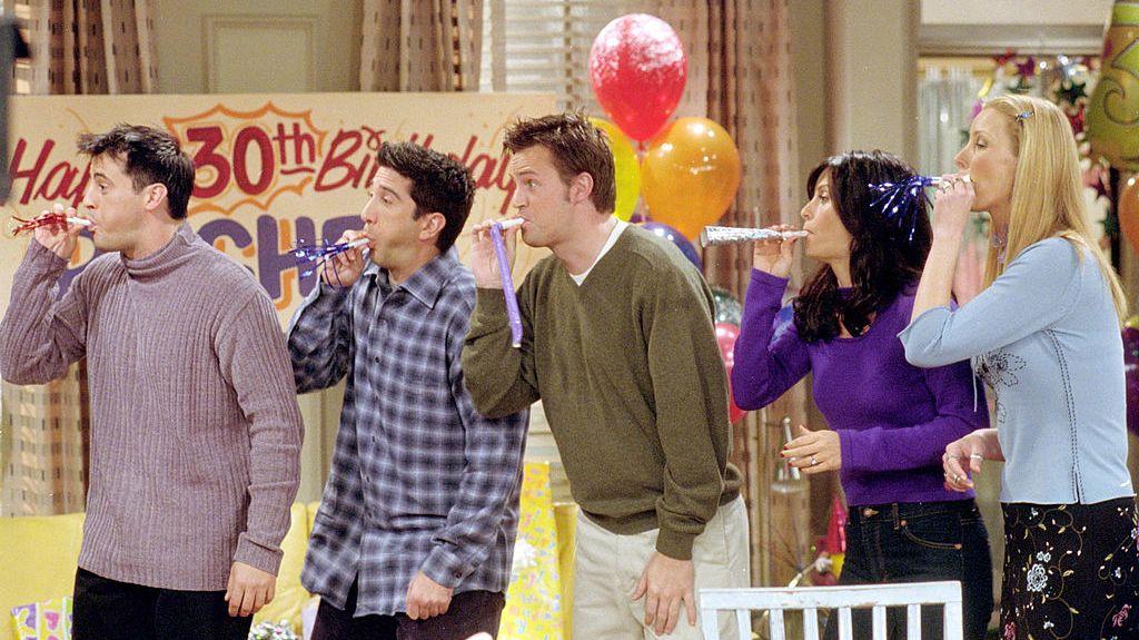 The Ultimate <em>Friends</em> Trivia Quiz