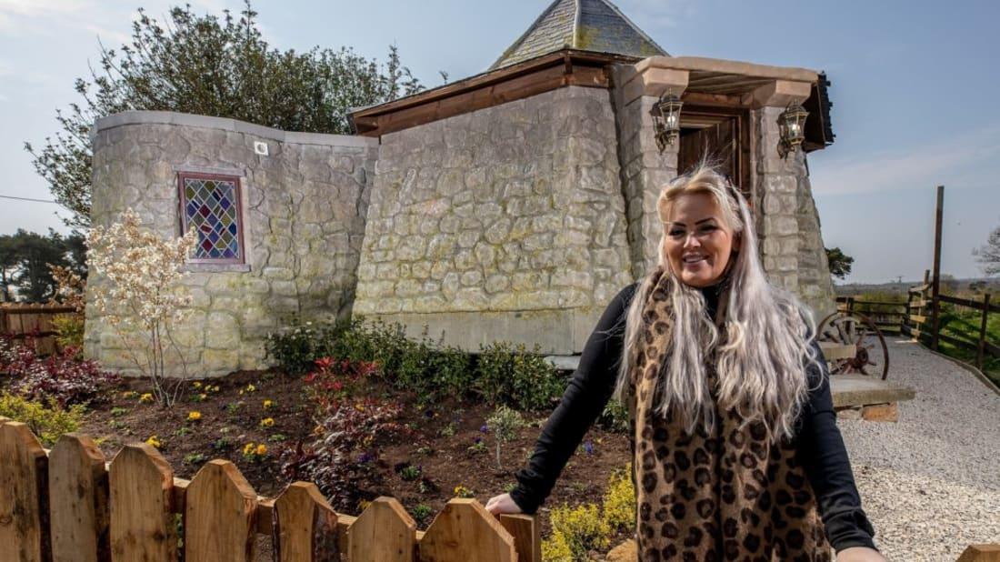 North Shire owner Carol Cavendish