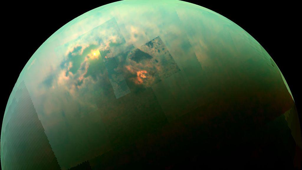 Saturn's Moon Titan Mapped - Mental Floss