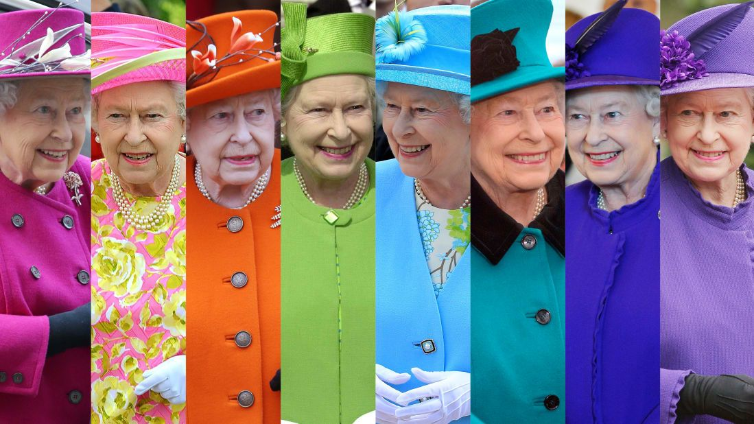 The Thoughtful Reason Behind Queen Elizabeth II's Bright Wardrobe
