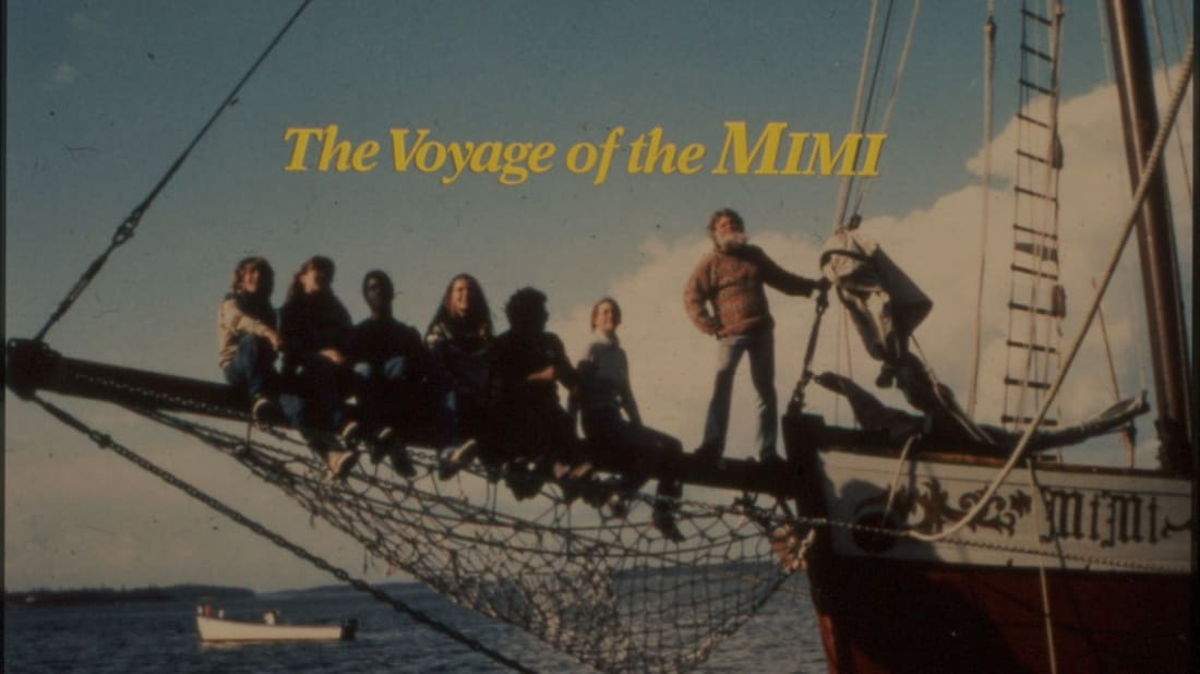 30 Fun Facts About The Voyage of the Mimi | Mental Floss