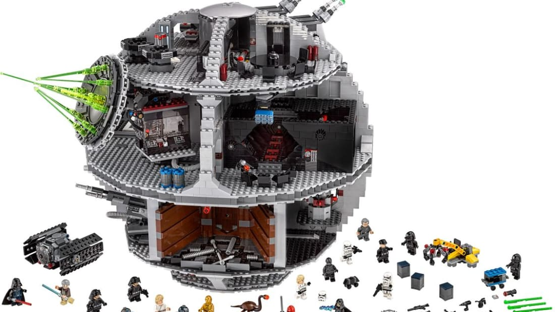 8 Valuable LEGO Sets You Might Have at Home | Mental Floss