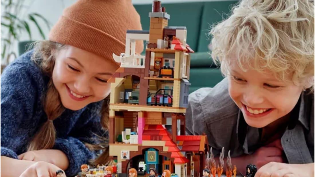 Harry Potter/LEGO/Target