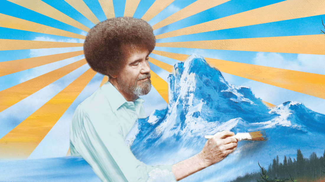 Bob Ross Inc., courtesy Airbnb