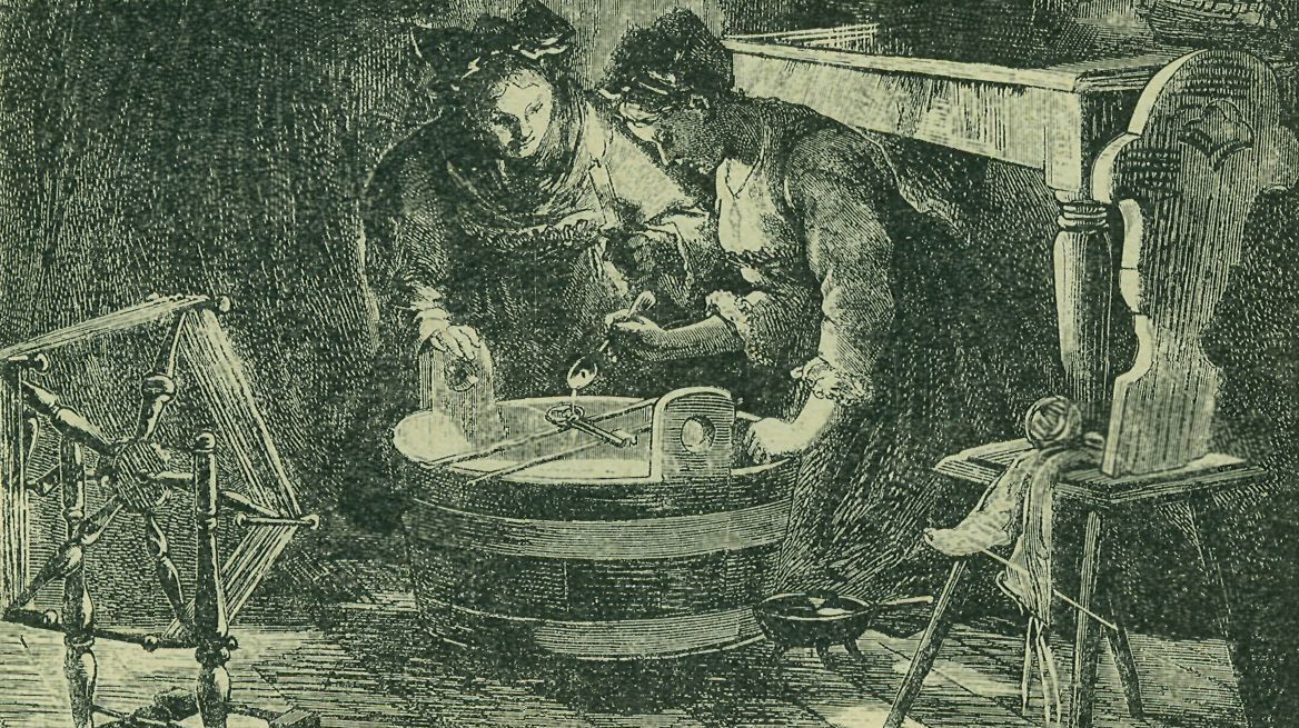 Can You Match the Historical Divination Method to Its Description?