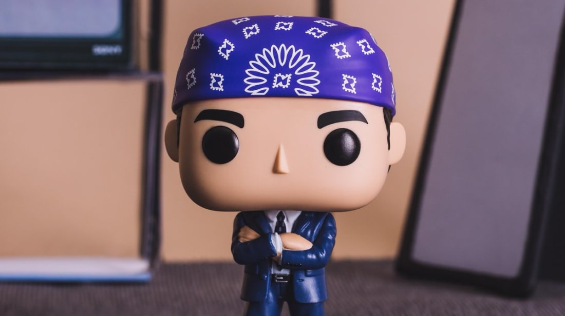 Dwight, Jim, and Prison Mike From The Office Are Now Funko