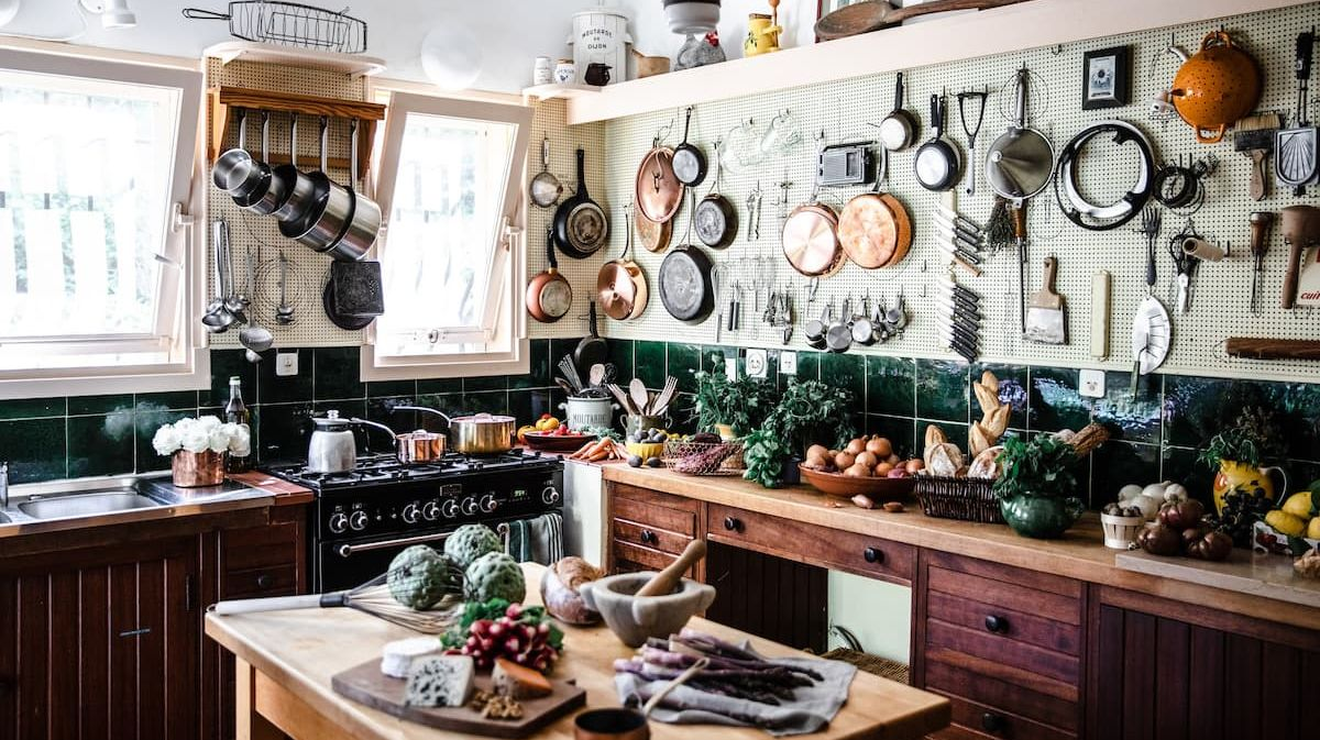 You Can Spend the Night—and Cook Up a Storm—at Julia Child's Charming French Cottage