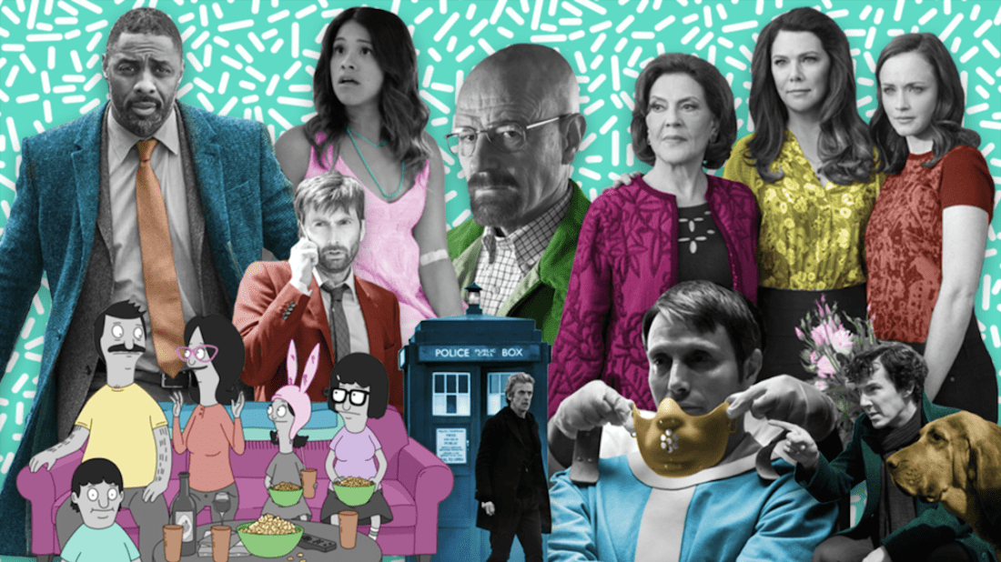 The 50 Best TV Shows to Binge-Watch | Mental Floss